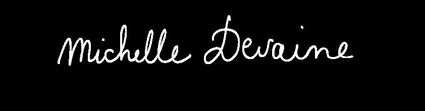 signature Michelle Devaine